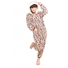 Кигуруми Леопард Китти / Kigurumi Leopard Hello Kitty Cat