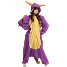 Кигуруми Дракон Спайро / Kigurumi Spyro Purple Dragon