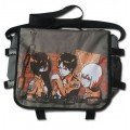 Сумка Bag: Attack on Titan - Mikasa Eren & Armin Messenger GE11626