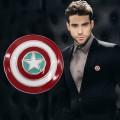 Значок щит Капитана Америки