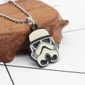 Кулон Star Wars штурмовик