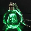 Брелок-кристалл с подсветкой Hatsune Miku