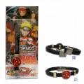 Плетёный браслет Шаринган Naruto