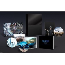 FINAL FANTASY XV - ORIGINAL SOUNDTRACK - LIMITED EDITION (BLU-RAY)