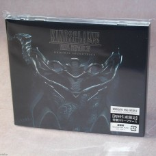 KINGSGLAIVE FINAL FANTASY XV : ORIGINAL SOUNDTRACK (CD)