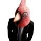 Маска омской птицы
