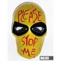 Ударопрочная маска Please Stop Me (из игры Manhunt)