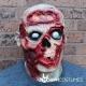 Маска Зомби с пульсирующим мозгом