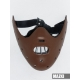 Ударопрочная маска Ганнибал Лектер (Молчание ягнят)