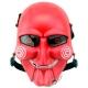 Ударопрочная маска Кукла Билли (Пила / SAW)