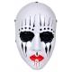 Ударопрочная маска Джоуи Джордисон / Joey (Слипкнот / Slipknot)