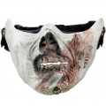 Ударопрочная маска Челюсть зомби