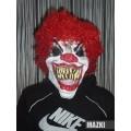 Маска Страшный клоун 004