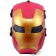 Ударопрочная маска Железный человек / Iron man, активный корпус