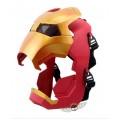 Ударопрочная маска Железный человек / Iron man активный корпус