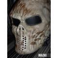 Ударопрочная маска Воин (хаки)