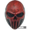 Ударопрочная маска Каратель / Punisher