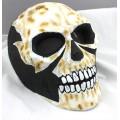 Ударопрочная маска Luxury Skull