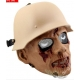 Ударопрочная маска Солдат-зомби