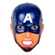Ударопрочная маска Капитан Америка