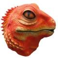 Маска Рыжая ящерица