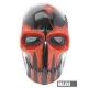 Ударопрочная маска Rampage Black