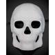 Ударопрочная маска День Мертвых / Тони Раут из клипа Бэдмэн / Белый Череп