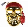 Маска черепа-пирата