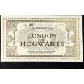 Билет на Хогвартс-экспресс (Harry Potter)