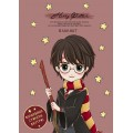 Блокнот  Гарри Поттер. Cute kids (А5 со стикерами)