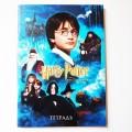 Тетради в клетку Harry Potter
