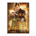 Блокноты Doctor Who