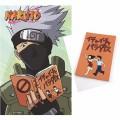 Блокнот-книга Какаши (Райские игры) Naruto
