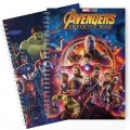 Блокноты Marvel