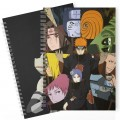 Блокноты Naruto