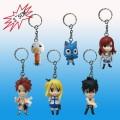 Брелки на ключи с героями аниме Fairy Tail