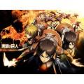 Плакаты по аниме Attack on Titan
