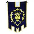 Флаг World of WarCraft: Альянс