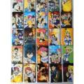 Аниме карточки Fairy Tail