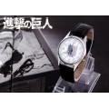Наручные аниме часы Attack on Titan