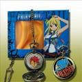 Карманные аниме часы Fairy Tail