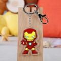 Акриловые брелки Iron Man