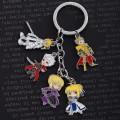 Брелок персонажи Fate