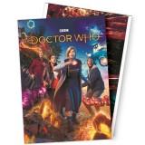 Плакаты Doctor Who