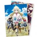 Плакаты Fairy Tail