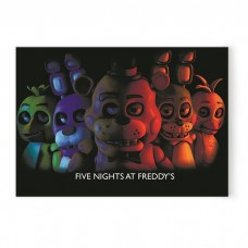 Плакаты Five Nights At Freddy's