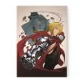 Плакаты Fullmetal Alchemist