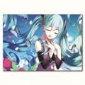 Плакаты Hatsune Miku