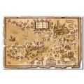 Карта Хогвартса