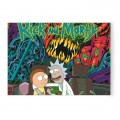 Плакаты Rick and Morty